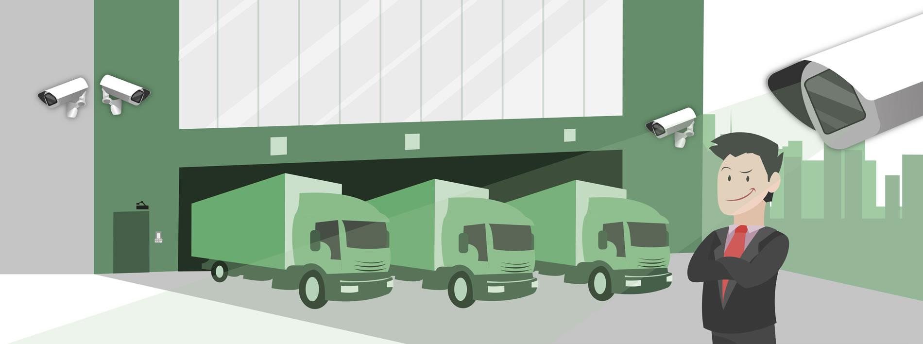 camaras de seguridad para empresas y comercio