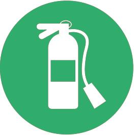 Revisión de extintores